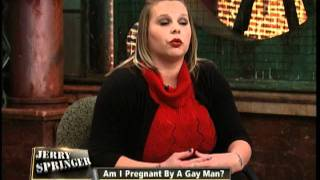 getlinkyoutube.com-Am I Pregnant By A Gay Man? (The Jerry Springer Show)