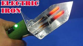 getlinkyoutube.com-How to make 12v Electric Iron at home
