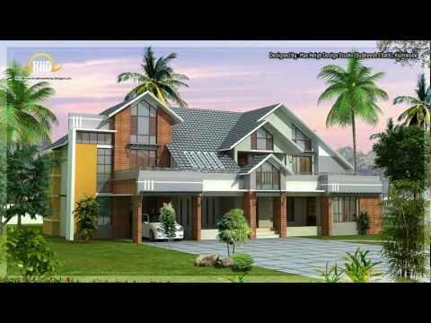 Architecture House Plans Compilation June 2012