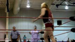 getlinkyoutube.com-CCW Isis the Amazon in a 6-man Mixed Tag match