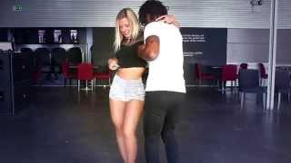 getlinkyoutube.com-KIZOMBA TOP MOVES AND STEPS- By Lisa & Mandela(OFFICIAL VIDEO) Don Kikas - EM CHAMAS