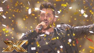 getlinkyoutube.com-Ben Haenow wins The X Factor | Something I Need | The Final Results | The X Factor UK 2014