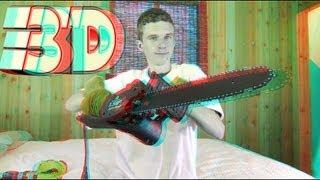 getlinkyoutube.com-3D Video Chain Saw!