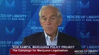 The Campaign for Marijuana Legalization