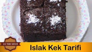 getlinkyoutube.com-Islak Kek Tarifi | Islak Kek Nasıl Yapılır