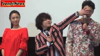 getlinkyoutube.com-岡田将生と濱田岳の怪しい関係:映画「偉大なる、しゅららぽん」に出演した二人の仲が良すぎる