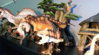 Dinosaurs papo collection
