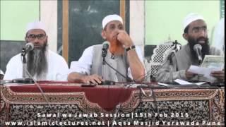 getlinkyoutube.com-Hanafi Bhai ka Sawal - Allaah ka Dawa Jhoota hai   Abu Zaid Zameer
