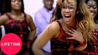 getlinkyoutube.com-Bring It!: Stand Battle: Dancing Dolls vs. Divas of Olive Branch Medium Stand (S2, E10) | Lifetime