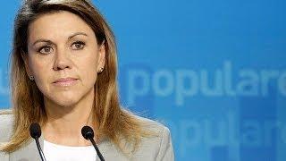 Cospedal: No se crece por decreto, se crece por las reformas del Gobierno del PP