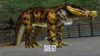 getlinkyoutube.com-Jurassic World: Das Spiel #34 Frohe Weihnachten!! ^^ [60FPS/HD]   Marcel