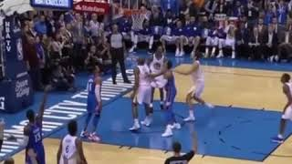 Stephen Curry & Kevin Durant Laughs At Westbrook Trying For A 10th Assist