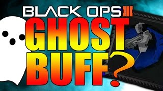 Call Of Duty Black Ops 3 - Does The Ghost Perk Need To Be Buffed In BO3 Multiplayer? KN-44 Gameplay