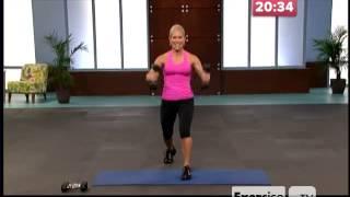getlinkyoutube.com-Exercise TV 10 lb Slimdown Upper Body