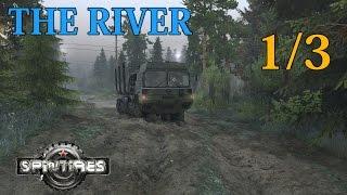 getlinkyoutube.com-The river 1/3 | Norsk spintires