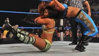 getlinkyoutube.com-SmackDown: Rosa Mendes vs. Layla