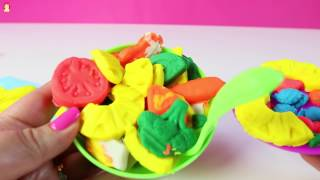 Plastilina Play Doh Cocina de Play Doh Kitchen Creations|Mundo de Juguetes
