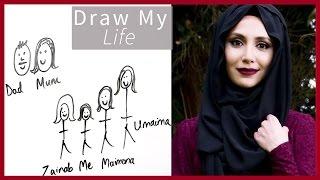 DRAW MY LIFE | Amena