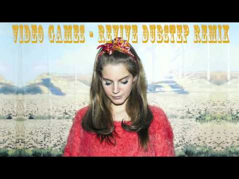 Lana Del Rey - Video Games (Liam Walds Dubstep Remix)