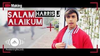 "getlinkyoutube.com-Harris J ـ Making Of ""Salam Alaikum"" Music Video"