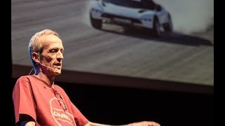 getlinkyoutube.com-For the love of problem solving -- designing a super car: Dimitris Korres at TEDxThessaloniki