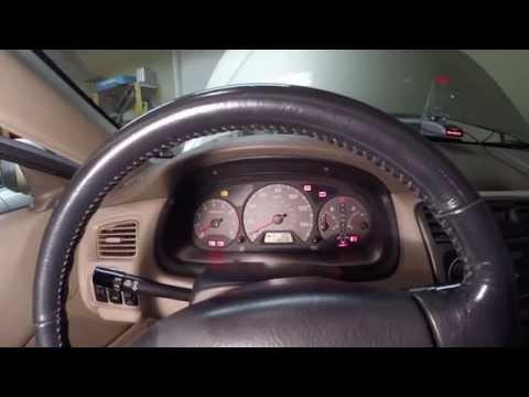 Расположение датчика абс в Хонда Лого