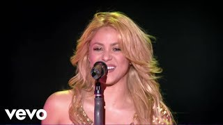 getlinkyoutube.com-Shakira - Whenever, Wherever (Live From Paris)