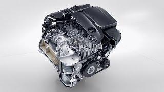 getlinkyoutube.com-New Diesel OM654 Mercedes-Benz