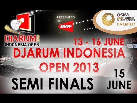 SF - MD - V. Ivanov/I. Sozonov vs M. Ahsan/H. Setiawan - 2013 Djarum Indonesia Open