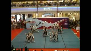 Cheer Aces All Stars at C3 2016 (1st Runner Up)