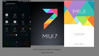 getlinkyoutube.com-MIUI v7 [Android 4.4.4 CM] For Galaxy S3 (GT-9300)