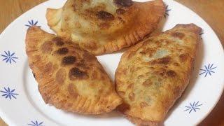 getlinkyoutube.com-مطبخ الاكلات العراقيه - سمبوسك البطاطا  محشيه باللحم