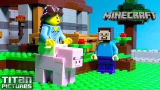 getlinkyoutube.com-Lego Minecraft
