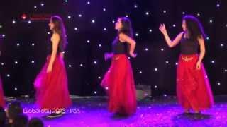 getlinkyoutube.com-IRAN Performance CUD Global Day 2013 رقص ایرانی/ دانشگاه کانادایی دبی