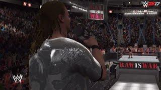 WWE 2K17: Top 5 WWE Debuts!