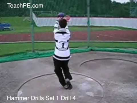 Hammer Drills Set 1 Drill 4