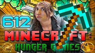 getlinkyoutube.com-Minecraft: Hunger Games w/Mitch! Game 612 - Diamond Pickaxe History!