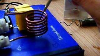 getlinkyoutube.com-Mini induction heater.