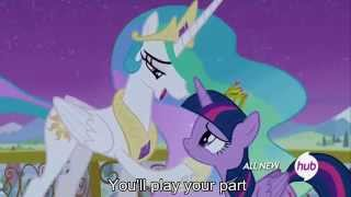 You'll Play Your Part [ With Lyrics ] - My Little Pony : Friendship is Magic Song