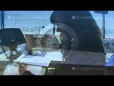 Video Clips for PowerPoint by CrystalGraphics - Rail Freight