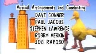 getlinkyoutube.com-Copy of Sesame Street   Season 25 End Credits