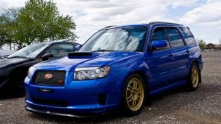 getlinkyoutube.com-Best Subaru Forester exhaust sounds