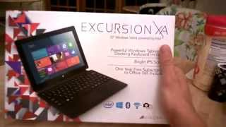Vulcan Excursion XA Unboxing