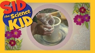 getlinkyoutube.com-Potter's Wheel - Sid The Science Kid - The Jim Henson Company