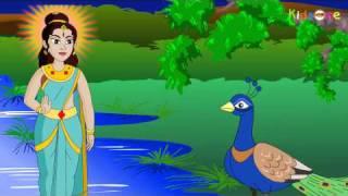 getlinkyoutube.com-Peacock || Telugu Animated Stories for Kids || KidsOne