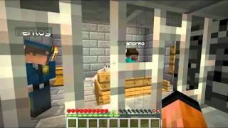 getlinkyoutube.com-Le prisonnier Minecraft (cour métrage)