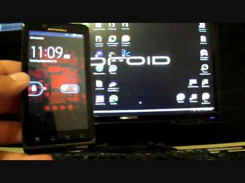 Free Wifi Wireless Tether 4g hotspot Droid Bionic How To Guide Tutorial