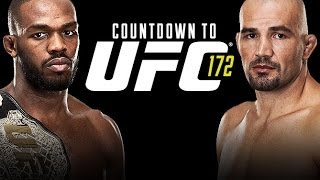 Conteo regresivo a UFC 172: Jones vs. Teixeira