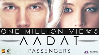 getlinkyoutube.com-Aadat   Raftaar   Shirley Setia   Jubin Nautiyal   Official Promotional Track for Passengers