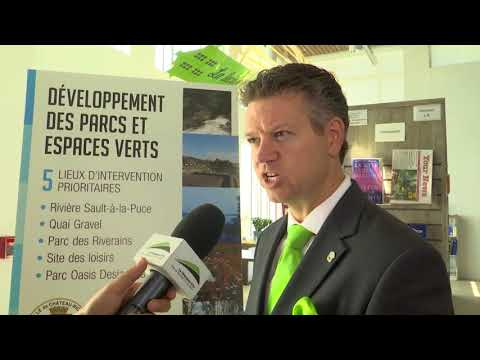 Château-Richer investit dans ses parcs et espaces verts